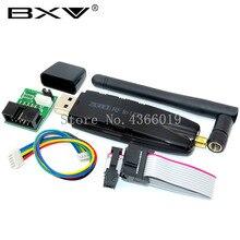 RF TO USB (CC2530 CC2591) RF switch USB transparent serial data transmission equipment