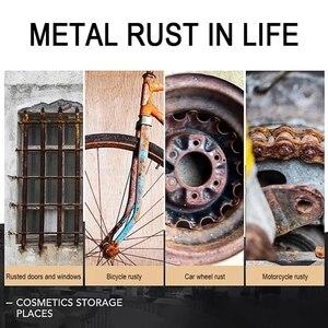 Image 4 - 50ML Anti Corrosive Rust Inhibitor Metal Wheel Polish Rust Remover Derusting Spray Car Maintenance Cleaning Auto Accessries