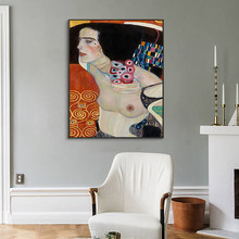 painting by numbers art paint by number Hand-painted Nordic gold nude women's home corridor decorative painting(China)