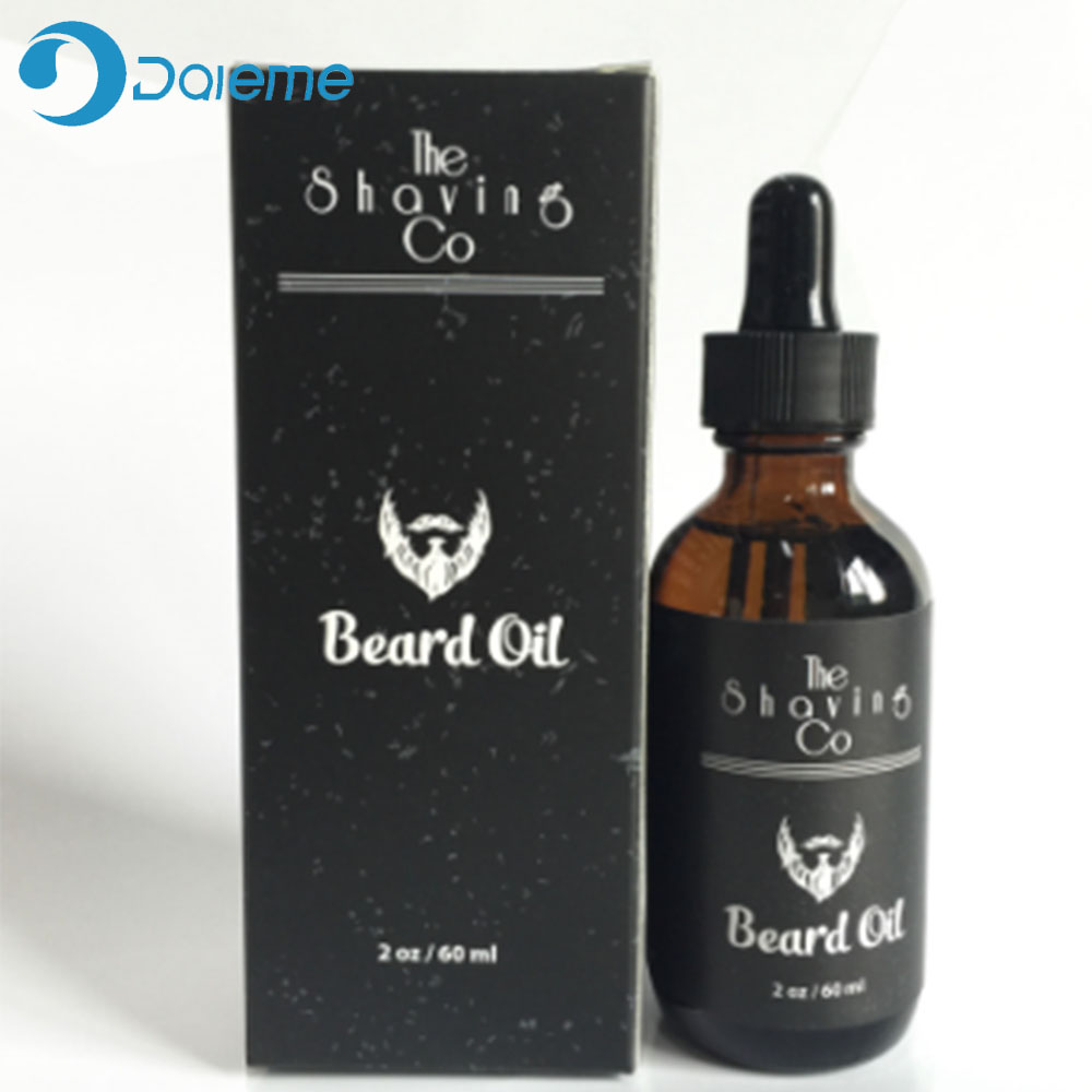 100% Natural 60ML Beard Growth Oil Hair Growth Agent Thickener Hair Anti Hair Loss Tonic Grow Beard Treatment Growth Essence