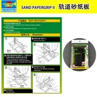 Trumpeter 09962 Master Tool Sandpaper Grip II Hand Tool Sets     -