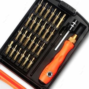 27 в 1 Профессиональный Набор прецизионных отверток для iPhone 11 XS X 8 7 Ремонт для Redmi Note 8 Mi10 набор инструментов для ремонта сотовых телефонов