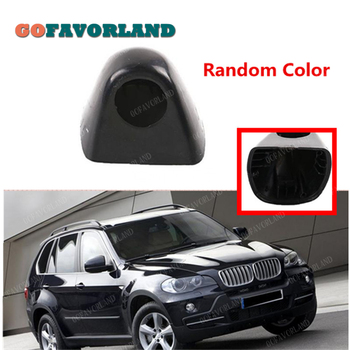 1Pcs 2Pcs Front Right Side Headlight Head Light Lamp Washer Cover Cap Unpainted 61677145236 For BMW X5 E53 2003 2004 2005 2006 image