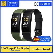 Realme – bracelet connecté sportif, grand écran couleur 0.96
