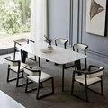 Современный минималистичный обеденный стул  стул из цельного дерева  домашний гостиничный ресторан с подлокотниками  офисный скандинавски...