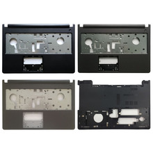Nieuwe Palmrest Bovenste Case/Bottom Case Cover Voor Dell Inspiron 15u 15 5000 5000 5555 5558 5559 V3558 v3559 0T7K57