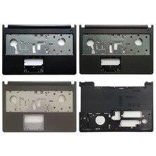 חדש Palmrest מקרה עליון/תחתון מקרה כיסוי עבור Dell Inspiron 15u 15 5000 5000 5555 5558 5559 V3558 v3559 0T7K57