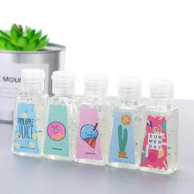 30ML 2020 New Random Color Reusable Hand Sanitizer Disposable No Clean Moisturizing Sterilization Disinfection Kids' Hand Gel