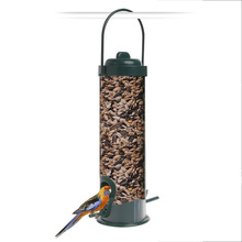 Pet Bird Feeder Feeders Feed Station Hanging Garden Birds Food Dispenser Outdoor Plastic Tree Decoration