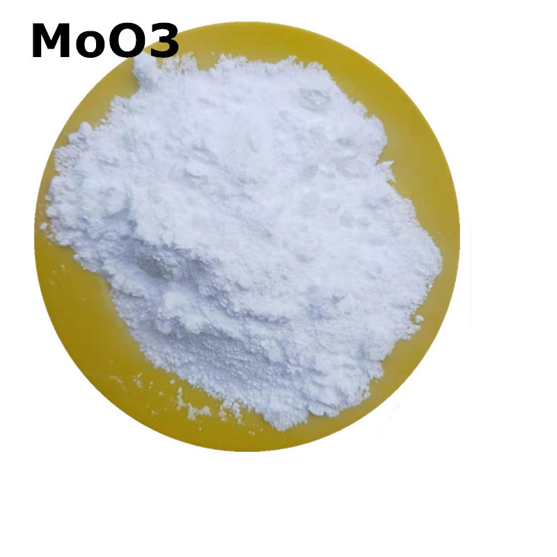 MoO3 High Purity Powder 99.9% Molybdenum Oxide For R&D Ultrafine Nano Powders About 1 Micro Meter