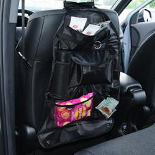 حقيبة مقعد السيارة تخزين متعدد منظم جيوب المقعد الخلفي السيارات مرتبة الحقيبة الملحقات