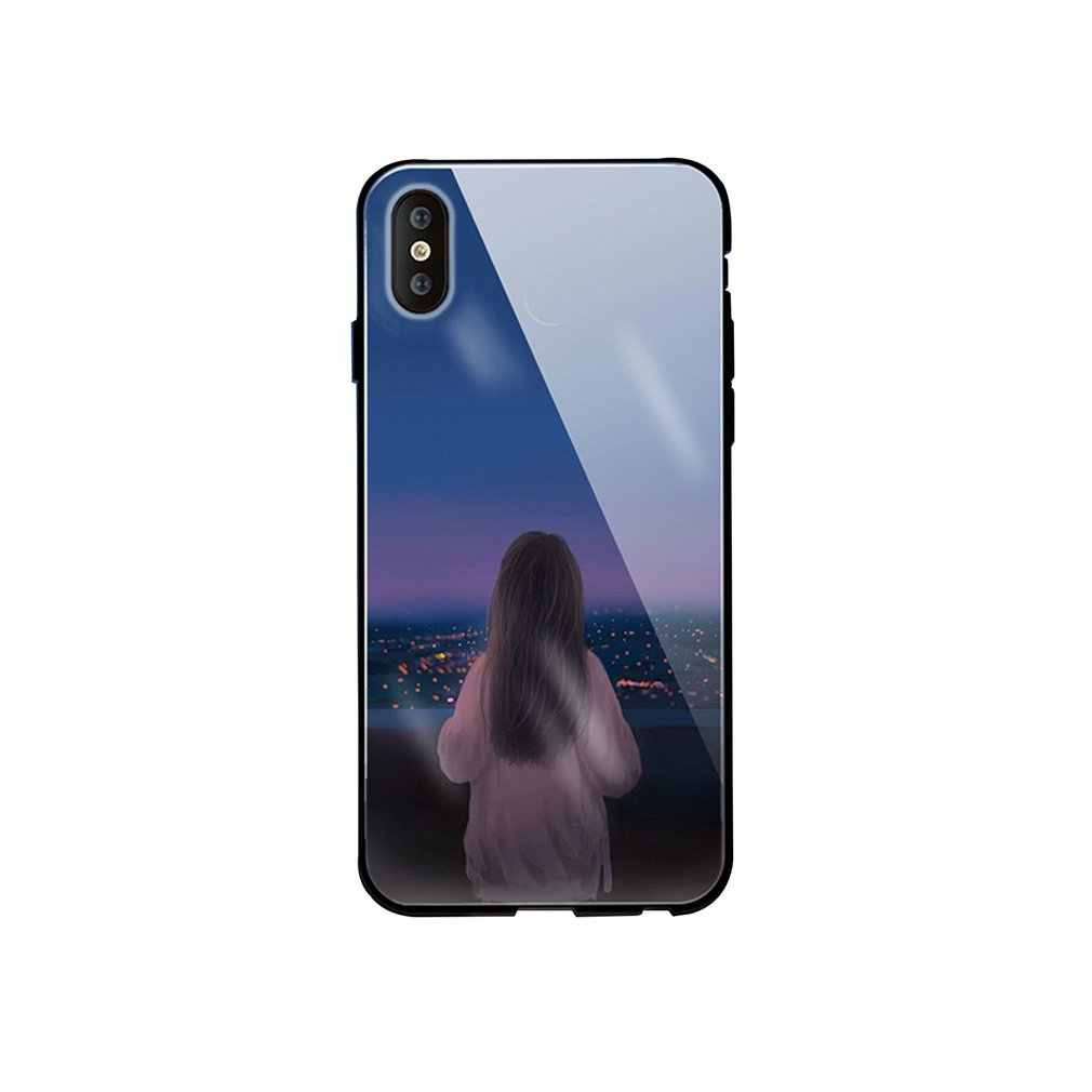 Originale Cassa Del Telefono Del Silicone Per il iphone 7 8 Per Apple Copertura Per il iPhone 6 6S Plus 5 5s SE X XS MAX XR Casi Hot