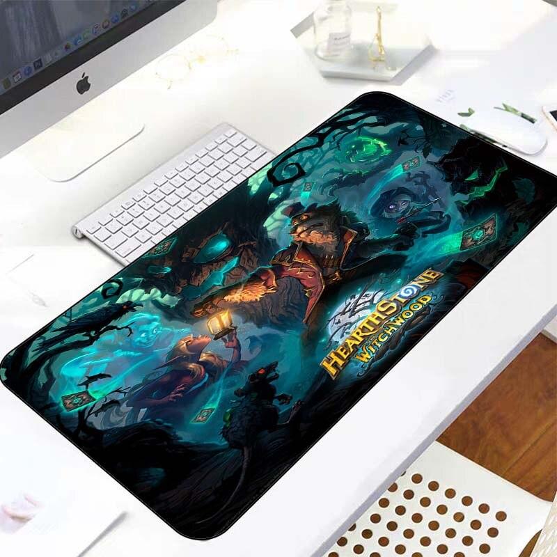 Купить игровой коврик для мыши xgz hearthstone xxl компьютерный csgo