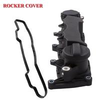 Rocker Cover Oil Filler Cap Seal For Ford Citroen Peugeot Fiat 1.6 HDi 0248L1 9651815680