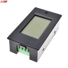Цифровой вольтметр с ЖК дисплеем 100 в а