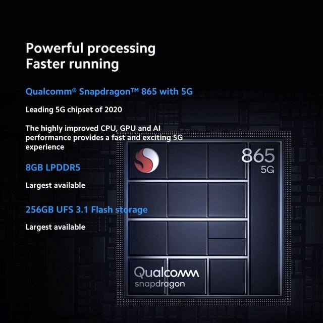 """Global Version Xiaomi Mi 10T Pro 8GB RAM 128GB ROM Smartphone Snapdragon 865 Octa Core 144Hz 108MP Camera 6.67"""" DotDisplay 10"""