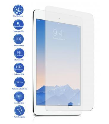 Tempered Glass LCD Cover Screen Protector Vidrio 9 H Premium For Apple IPAD AIR 2