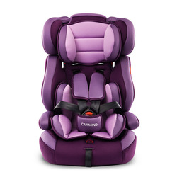 Baby Booster Auto Sitz Kind Sicherheit Stuhl Auto Sitz für Baby Universal Sitzen und Liegen Isofix Fünf-punkt Harness klapp sitze