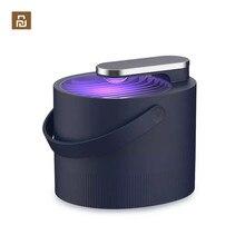 Mới Nhất Đèn Diệt Muỗi Đèn USB Điện Quang Xúc Tác Tràm Gió Đuổi Muỗi Diệt Côn Trùng Đèn Bẫy UV Đèn Thông Minh