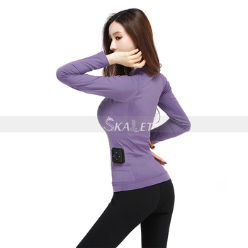 Exercise Suit Fitness Wireless EMS Slimming Body Muscle Stimulation Gym Women's Training Suit