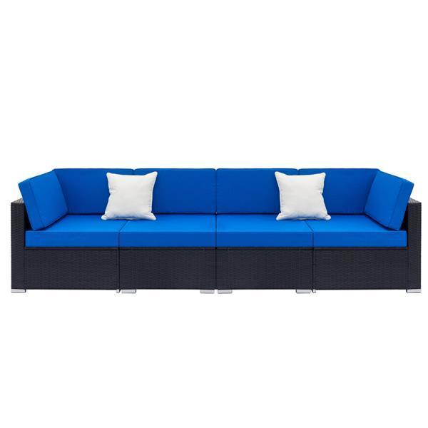 4 Person Sofa  2