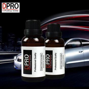 Car Paint Plated Crystal Curing Agent Maintenance Agent Reaction Agent Reaction Liquid Water Coatings Synergist Superimposed Use image