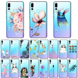 For Umidigi A5 Pro Case Silicone TPU Soft Phone Case for Alcatel 1S 2020 Case Back Cover Clear Soft Cases(China)