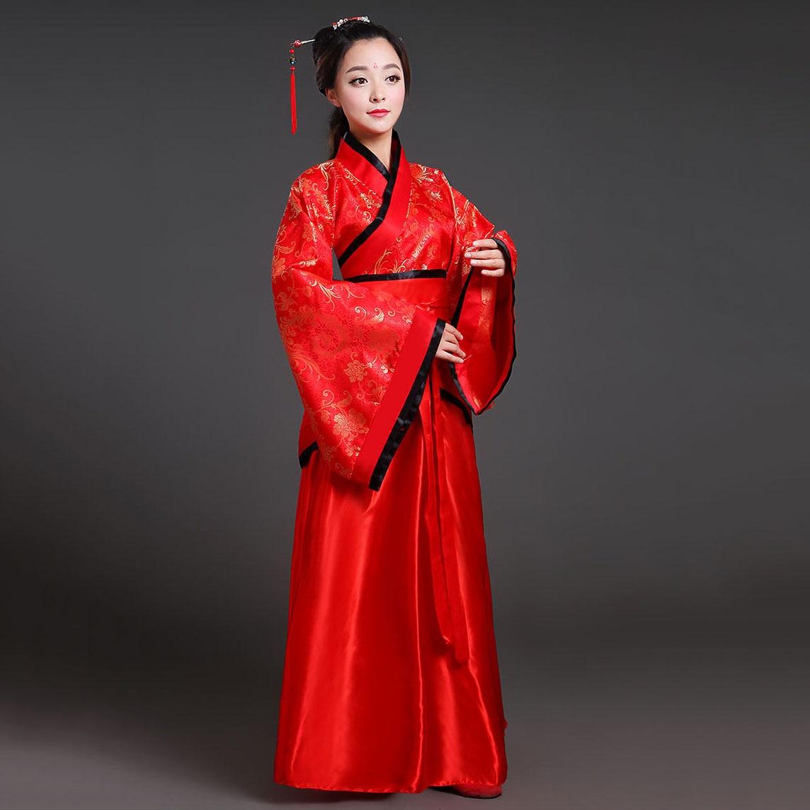 Image 2 - 2020 национальный костюм ханьфу Древний китайский Карнавальный Костюм Древний китайский Hanfu женская одежда Hanfu женское китайское платье для сценыТанцевальный костюм для китайских народный танцев    АлиЭкспресс