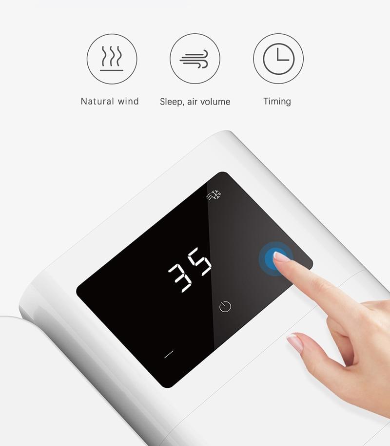 Xiaomi youpin mijia microhoo 2020 ventilador de