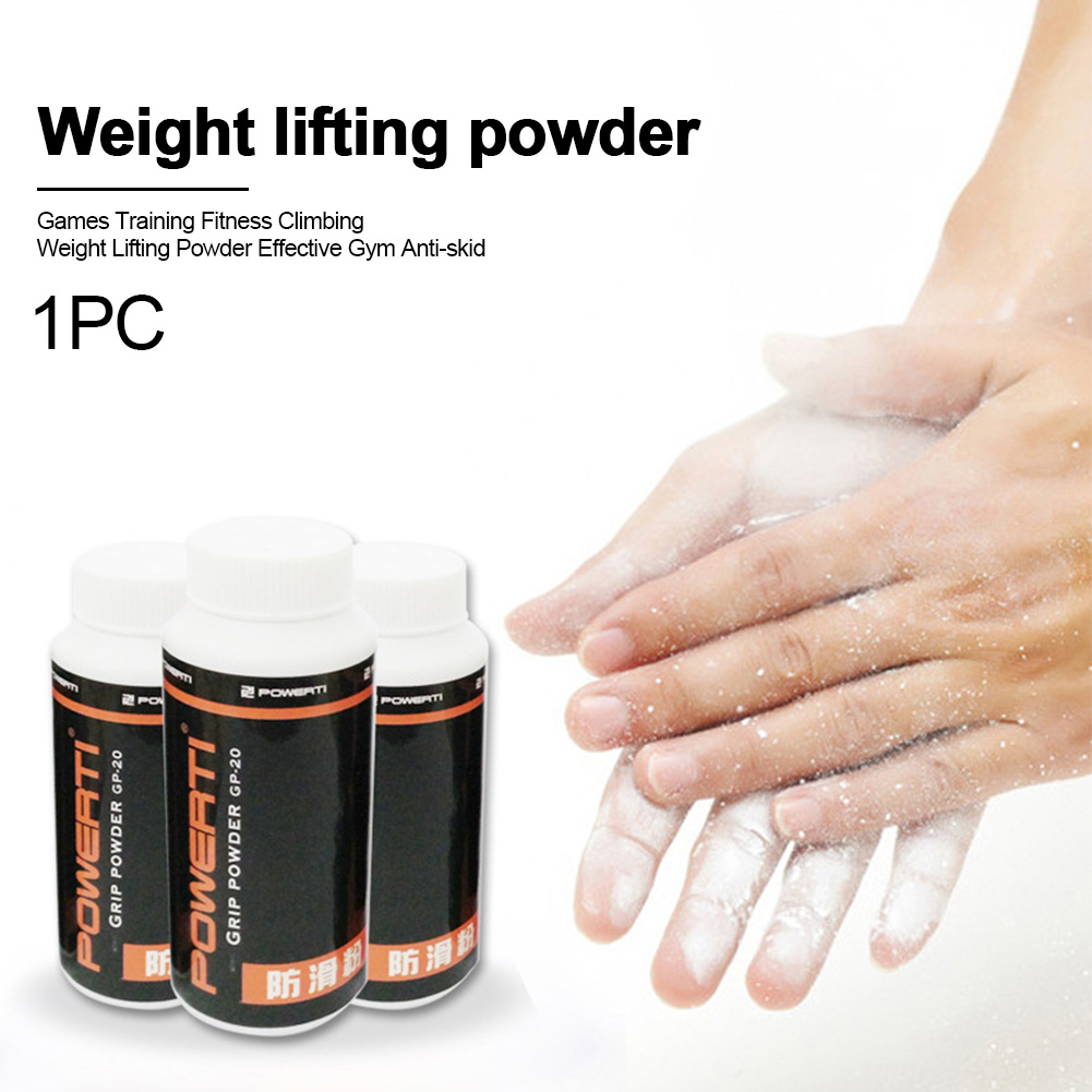 Training Climbing Absorbent Weight Lifting Powder Games Non Slip Sports Gym Badminton Increase Friction Dry Anti