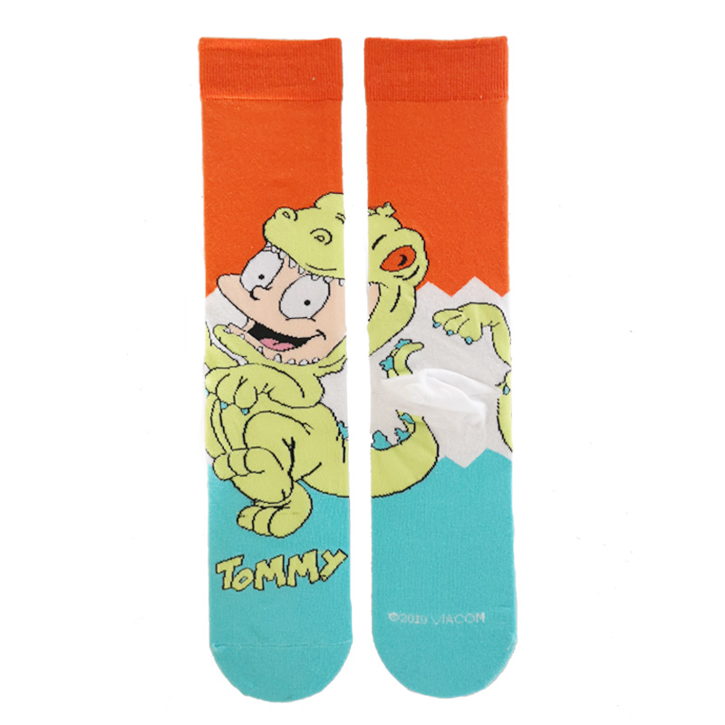 Personalized-anime-print-socks-fashion-funny-novelty-cartoon-men-women-sock-comfort-happy-colorful-stitching-cotton(27)