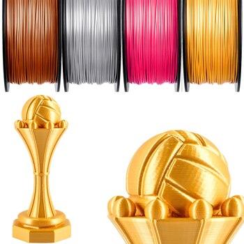 1KG Slik Filament 3D Seiden Filament 1.75mm PLA Slik Filament 3D Drucker Printer