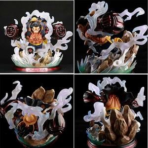 Image 5 - Anime Nhật Bản Một Mảnh Hình One Piece Luffy Tượng Nhựa PVC Đồ Chơi GK Luffy Hình Trang Trí Mô Hình Đồ Chơi Trẻ Em quà Tặng