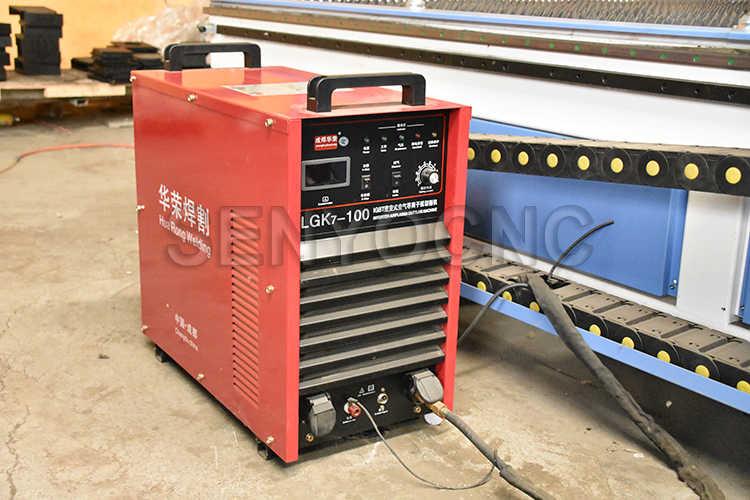 จีนแหล่งจ่ายไฟ 1325 CNC เครื่องตัดพลาสม่า CNC เครื่องตัดโลหะ (เหล็ก,เหล็ก ECT)