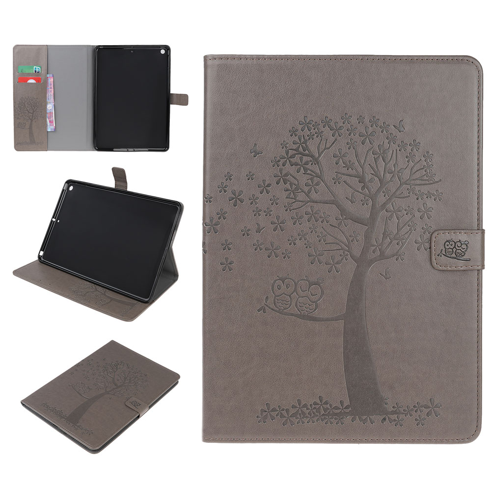 Case MULTI Case For iPad 10 2 inch 2019 Stand Auto Sleep Smart Folio PU Leather Cover For