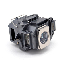 цена на For ELPLP58 EB-X92 EB-S10 EX3200 EX5200 EX7200 EB-S9 EB-S92 EB-W10 / EB-W9 / EB-X10 EB-X9 for EPS0N projector lamp with housing