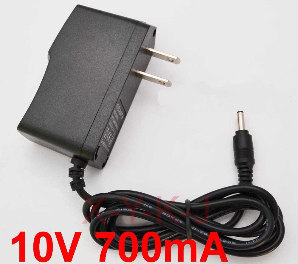 1PCS 10V 700mA 0.7A Universal AC DC Adapter Ladegerät UNS stecker Für Lego Mindstorms EV3 NXT 45517 Roboter netzteil