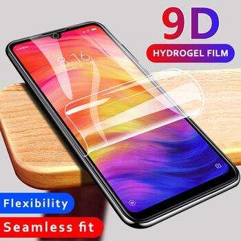 Перейти на Алиэкспресс и купить Закаленное стекло для Vivo Z5 V11 Neo IQOO Pro 5G Y93 Z1X 2.5D Премиум Защита для экрана Передняя Гидрогелевая пленка на Vivo Not Glass