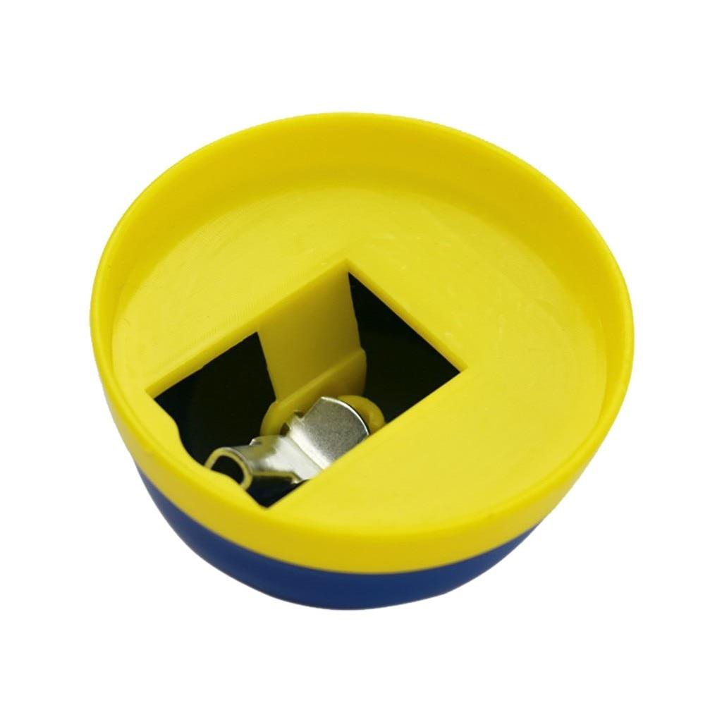 Transer 1pc Pet Dog Traning Supply Pet Feet Print Metal Bell Dog Toys Interactive Pet Toy Drop Shipping 207-4