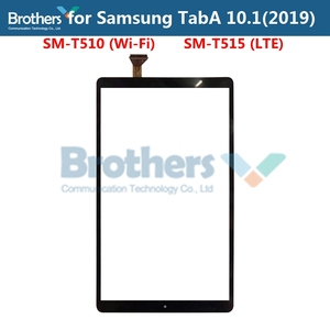 Tablet Touch Panel For Samsung Galaxy Tab A 10.1 2019 T510 T515 Touch Screen Digitizer SM-T510 SM-T515 LCD Touch Glass Sensor(China)