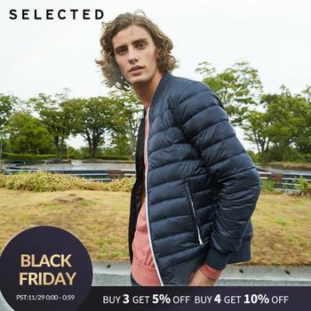 Select hommes hiver doudoune Baseball col court canard manteau chaud vêtements S | 418412531