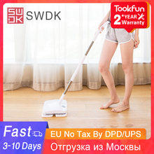 Electric Mop Swdk D260 XIAOMI Water-Spray Smart-Household-Tools Floor-Cleaning Rotation