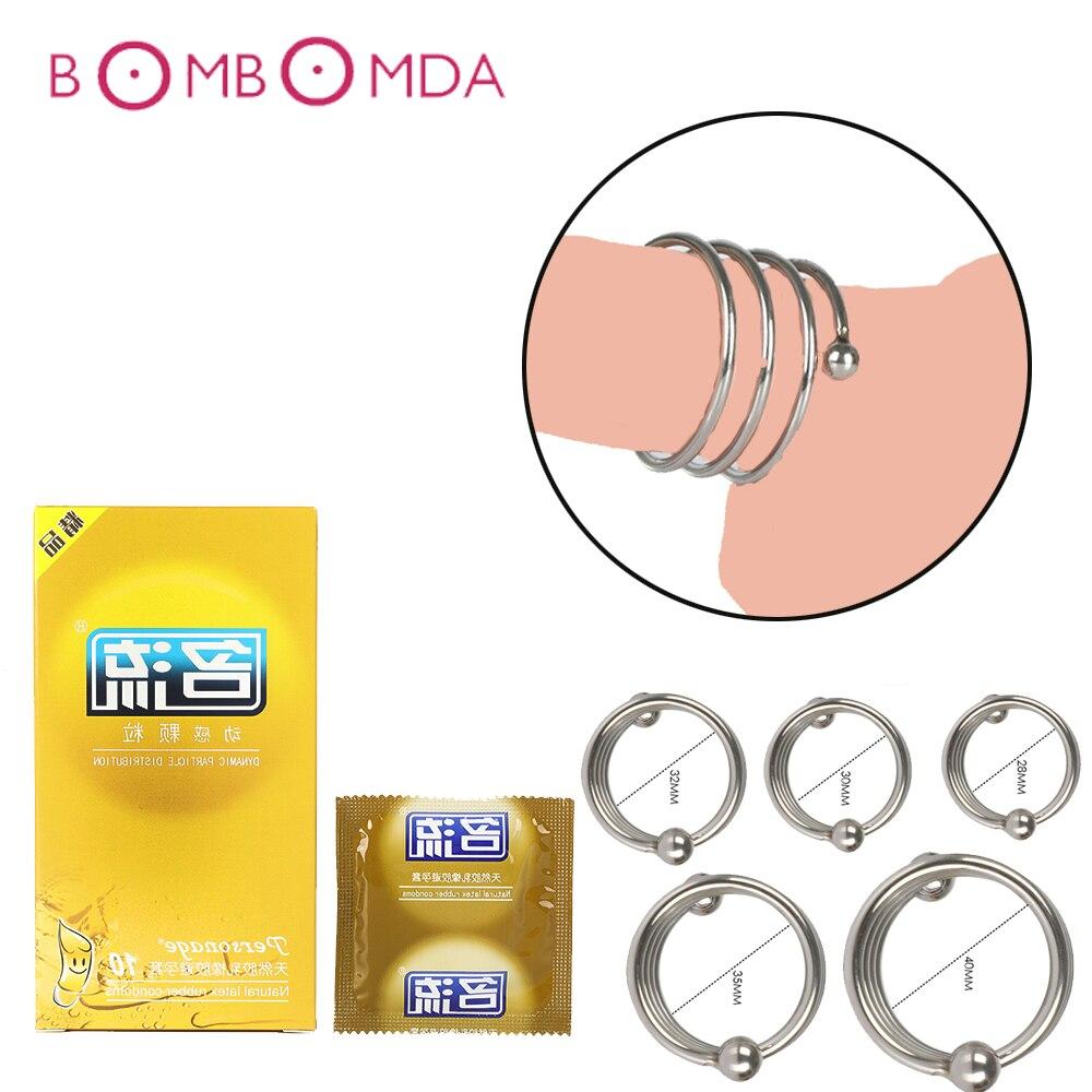 Silicone pénis sexe anneaux préservatifs réutilisables pour hommes délai vibrant manchon de coq érection persistante produits sexuels jouets pour adultes