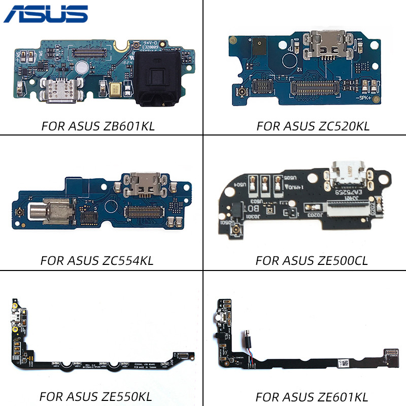 Netcosy USB Charging Port Dock Jack Connector Board Flex Cable For ASUS Zenfone ZS570KL ZS550KL ZB553KL ZE554KL ZB551KL ZB570TL