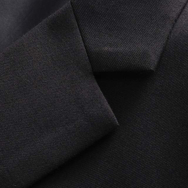 2020 New Arrival Morning suit Wedding Suits For Men Best man's Three Peices Suits (Jacket+Pants+vest) Custom made Black Suits 6