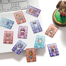 30 PCS animal hybrid cards for mini NFC cards New Horizon Tag game cards for Sw1tch/Sw1tch Lite/Wii U