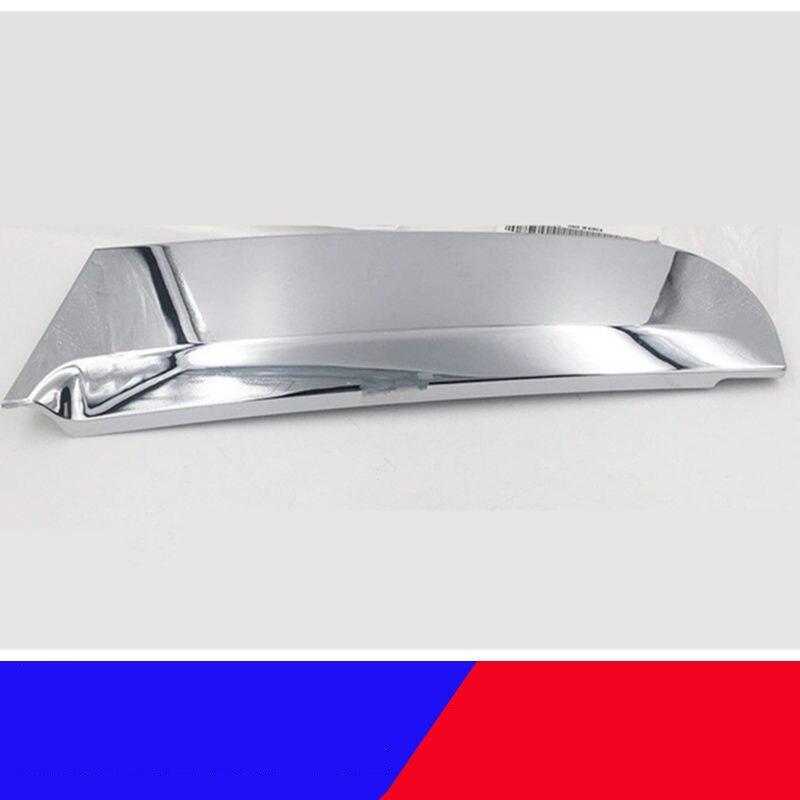 Genuine chrome Rear Door C Pillar Frame Garnish Molding LH RH FOR KIA Sportage 2011 2012 2013 2014 2015 2016