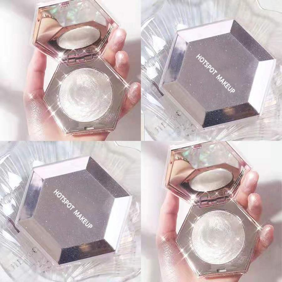 LAIKOU Highlighter Facial Bronzer Palette Makeup Glow Kit Face Contour Shimmer Powder Body Base Illuminator Highlight Cosmetics