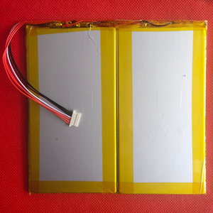 Battery for Chuwi LapBook 12.3 Tablet PC New Li-Polymer Rechargeable Accumulator Replacement Pack 7.6V 7 Lines+Plug(China)