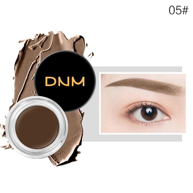 1pcs DNM Tattoo Eyebrow Gel Long Lasting Waterproof Eyebrow Pencill Dye Eyebrow Shadow Gel Makeup Cosmetics Korean Makeup TSLM2 3